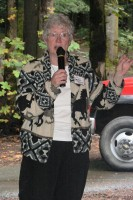Chairperson Meredith Wood Smith, Democratic Party of Oregon