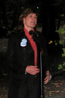 Clackamas County Commissioner Ann Lininger