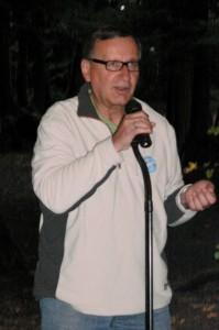 Clackamas County Commissioner Bob Austin