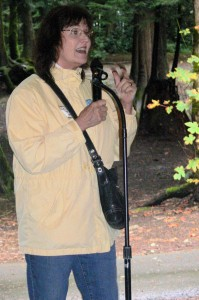Clackamas County Clerk candidate Melody Thompson