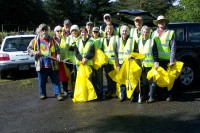 Road Clean up and Mtg on Tuesday